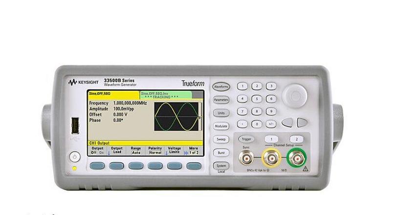 b回收函数波形发生器